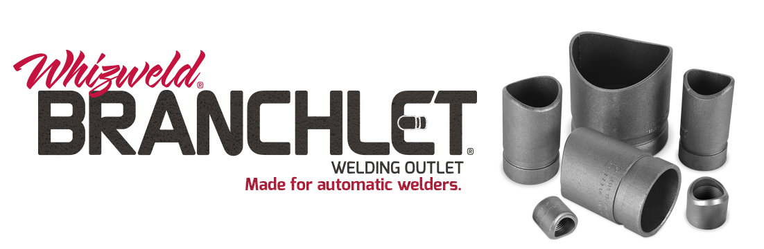 Aegis Whizweld Branchlet Welding Outlet for Automatic Welding Systems