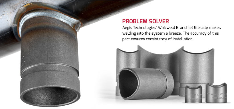 USA Made Pipe Fitting Welding Outlet